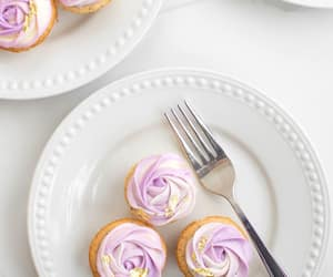 cup cake, yummy, and delicious image