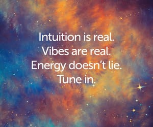 choice, energy, and intuition image