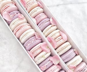 food, pink, and pastel image