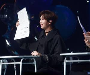 rm, bts, and kim namjoon image