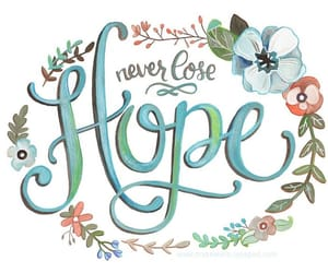 hope quote clip art image
