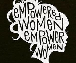woman and empowerment image