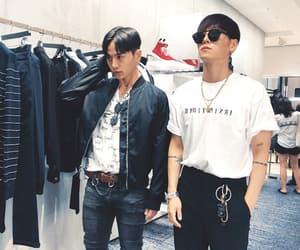 dior, yg, and kwon twins image