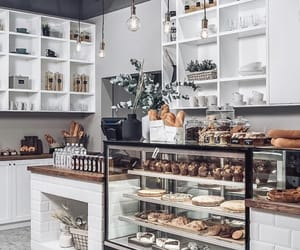 bakery and cafe image