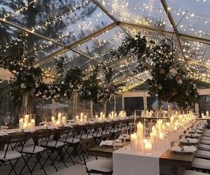 wedding, light, and love image