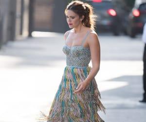 actress, beautiful, and elegant image