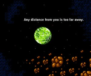 love, distance, and space image