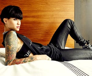 ruby rose, lesbian, and oitnb image