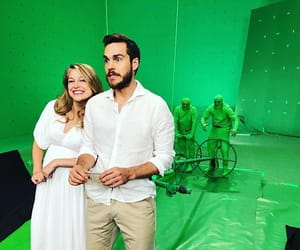 Supergirl, mon-el, and melissa benoist image