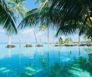 inspo, paradise, and travel image