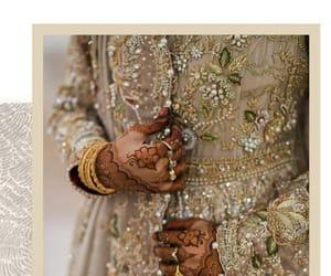 bride, dulhan, and pakistan image