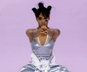 left eye, tlc, and 90s image