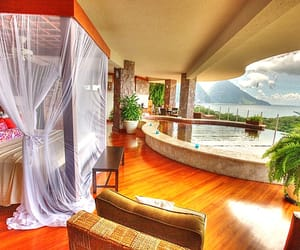 saint lucia, soufriere, and jade mountain resort image