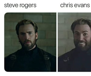chris evans, Marvel, and steve rogers image