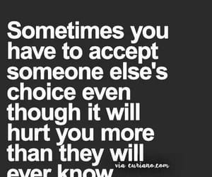 accept, quotes, and love image