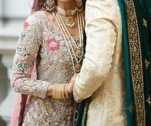 groom, wedding, and pakistan image