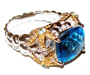 etsy, vintage jewelry, and vintage ring image
