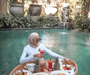 bali, beauty, and breakfast image