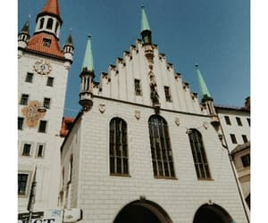 munich, summer, and photography image
