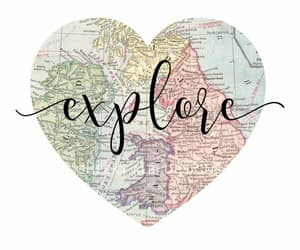 explore, travel, and ❤ image