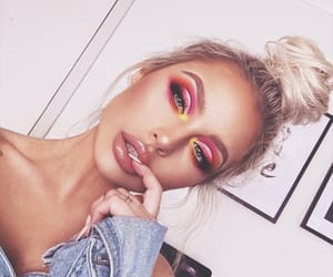 aesthetic, beauty, and makeup image