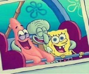 spongebob, patrick, and bob esponja image