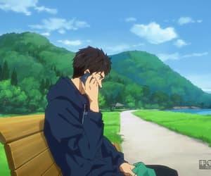 anime, free!, and sousuke yamazaki image