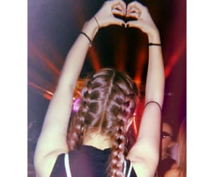 braids, love, and concert image