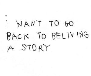believe, quotes, and story image