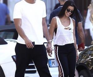 couple, kardashian, and love image
