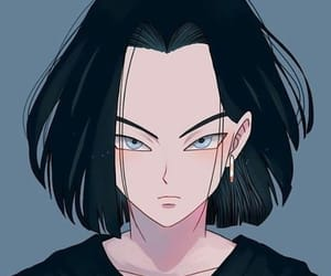 17, anime, and dbz image