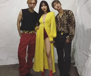 kpop, hyuna, and edawn image