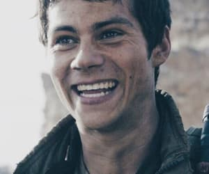 dylan o'brien and smile image