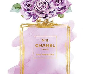 chanel and flower image