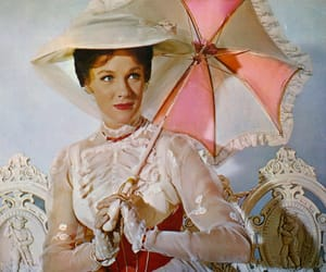 disney, Mary Poppins, and julie andrews image