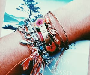 accessories, summer, and bracelet image