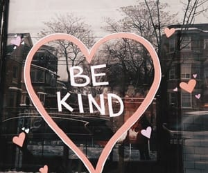 kind, life, and love image