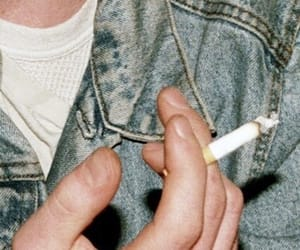 cigarette, louis, and louis tomlinson image