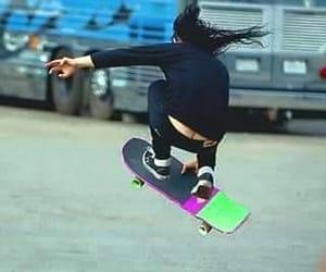 skateboard, skrillex, and sonny moore image