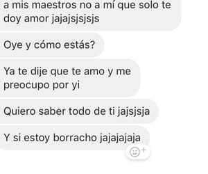 jajajaja, borracho, and conversaciones image