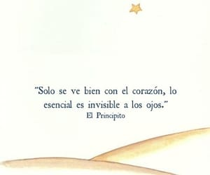 el principito, quotes, and corazon image