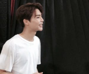 aesthetic, kpop, and smile image