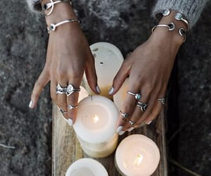 candle, style, and fashion image