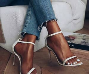 fashion, chic, and heels image