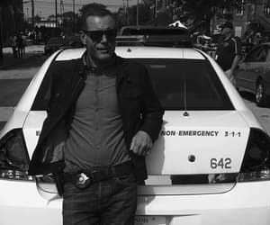 black and white, chicago pd, and hank voight image