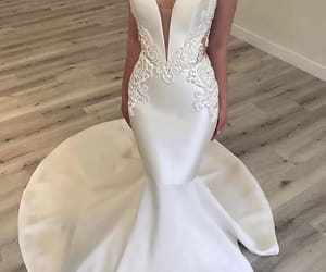 bridal, Dream, and bride image