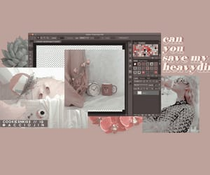 aesthetic, edit, and header image