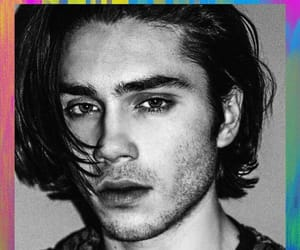 boy, george shelley, and man image