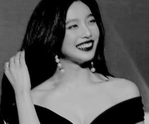 joy, red velvet, and black image
