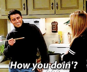 friends, Joey, and how you doin image